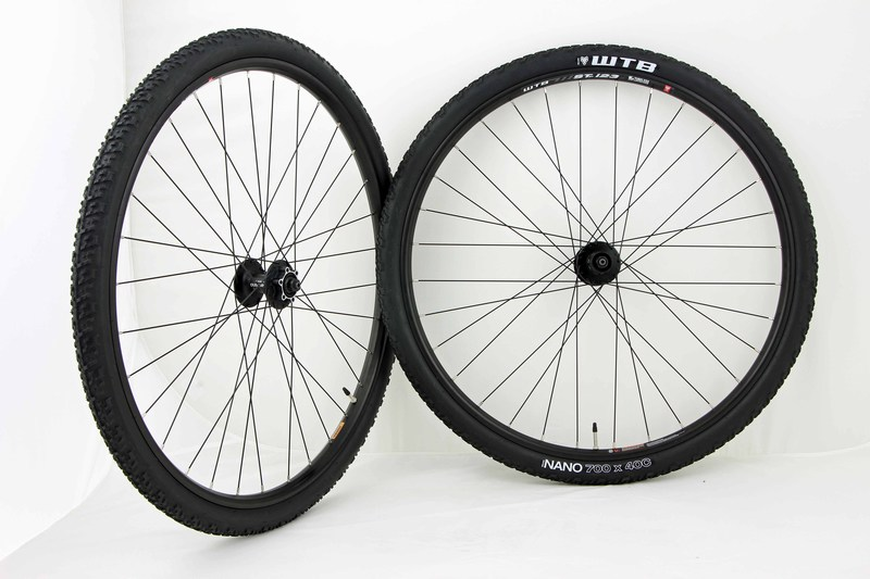 Parts 700c Disc Brake Monster Cross WTB STp i23 Wheel Set  Image
