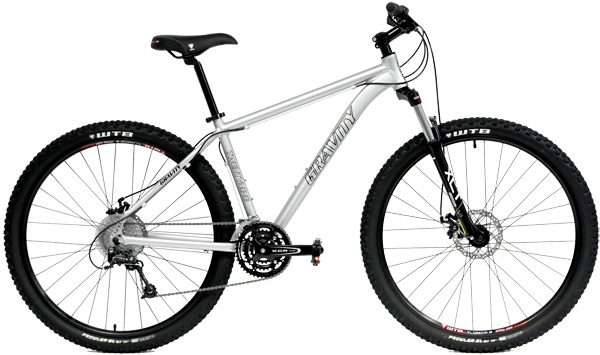 Bikes Gravity 29er Point 1 Shimano Deore 27 Speed Front Suspension 29er Mountain Bike Image