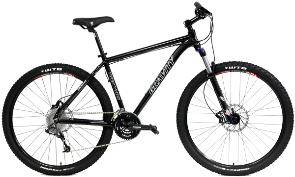 Bikes Gravity Point 3 29er Mountain Bike Shimano Deore Image