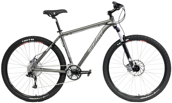 Bikes Gravity 29 Point 4 29er Mountain Bike Image