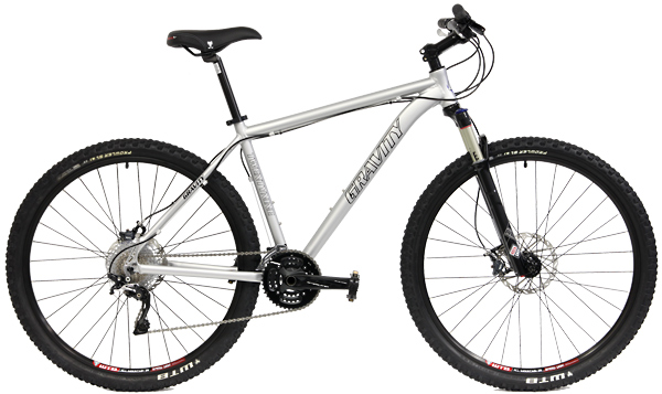 Bikes Gravity Point 6 XTR DynaSys/ Shimano 30 Speed Front Suspension 29er Mountain Bike Image