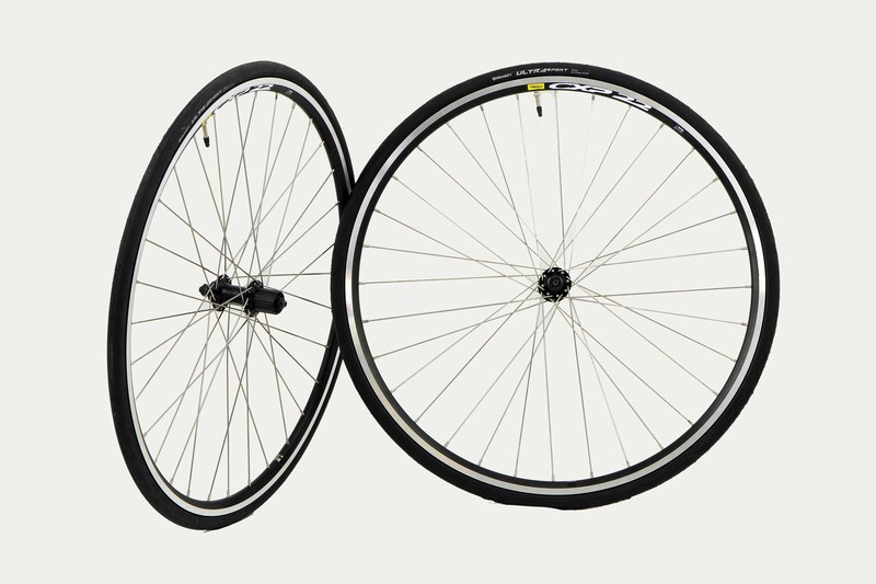 Parts 700c Mavic CXP22 /Shimano Wheelset /Continental Tires Image