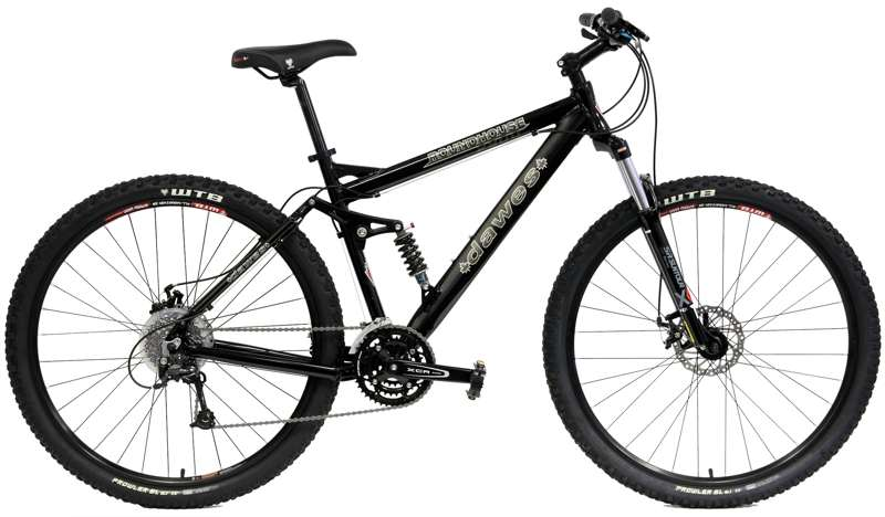 Bikes Dawes Roundhouse 2900 Shimano Deore 27 Spd 29er Full Suspension Mountain Bike Image