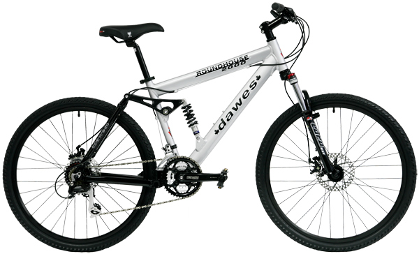 Bikes Dawes Roundhouse 2000 Dual Suspension Mountain Bike Image