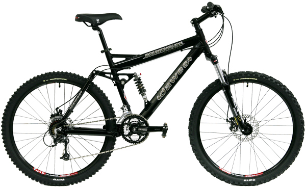 Bikes Dawes Roundhouse 2200 Dual Suspension Mountain Bike Image