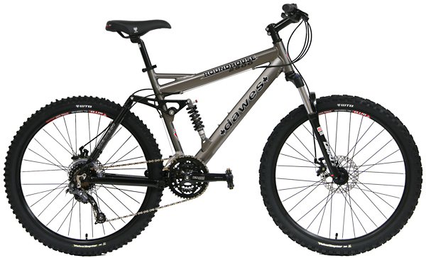 Bikes Dawes Roundhouse 2500 Dual Suspension Mountain Bike Image