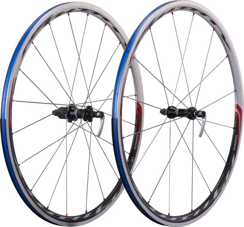 Parts SHIMANO RS Thirty 700c Road Wheel Set CLEARANCE Image