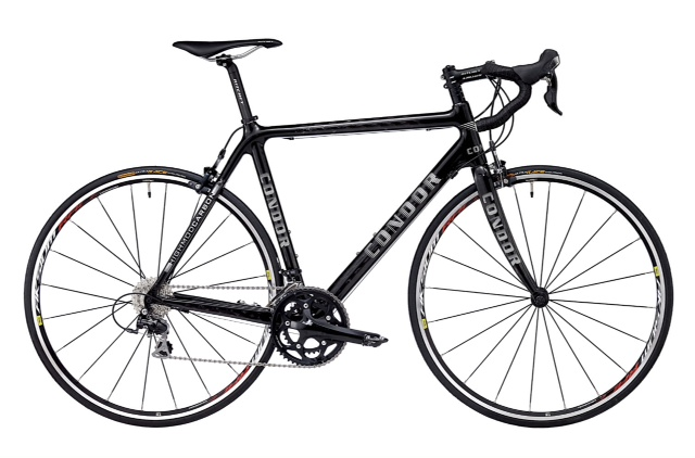 Bikes Condor Flight S5F Full Carbon Road Bike Shimano 105 Equipped Image