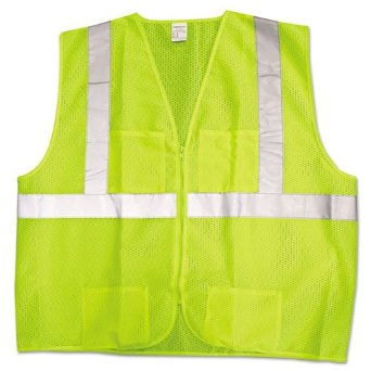 Clothing Deluxe Reflective Saftey Vest Image