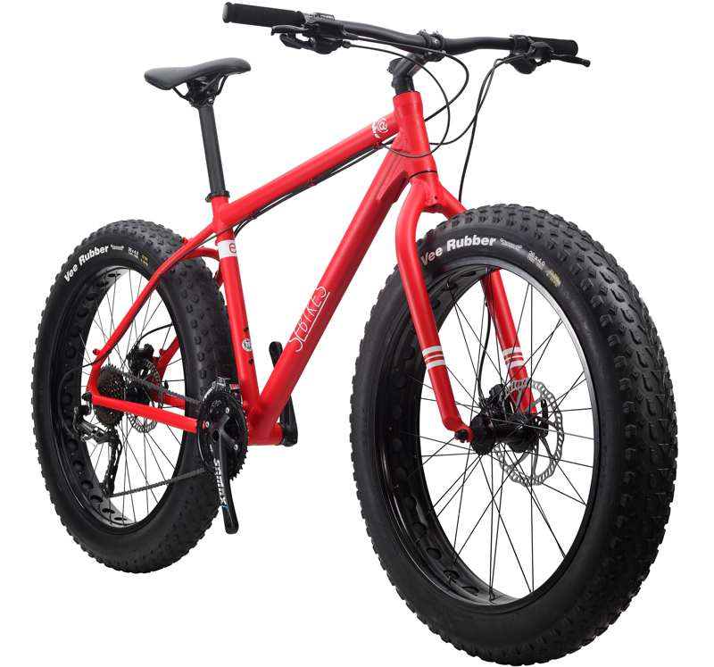 Bikes SE Bikes F@e Fat Tire Mountain Bike 27 Speed Hydraulic Discs Image