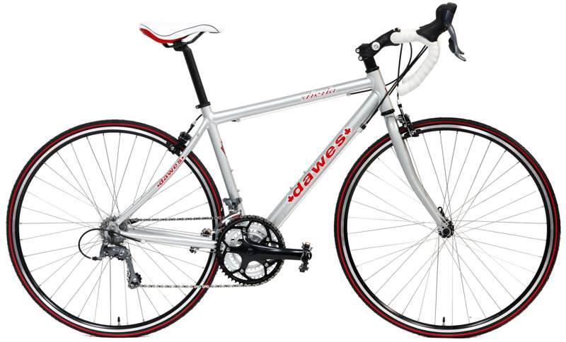 Bikes Dawes Sheila 24 Speed STI Shimano Claris Womens Specific Road Bike Image