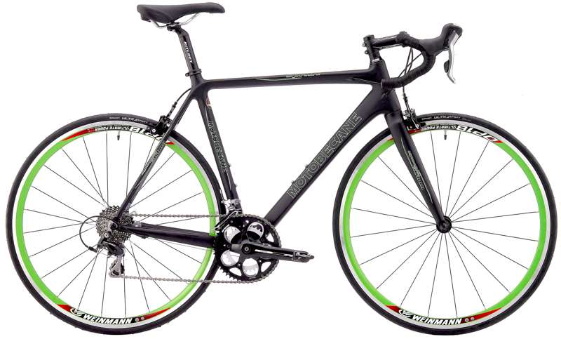 Bikes Motobecane Sprint Carbon Fiber Shimano 105 STI 20 Speed Road Bike Image