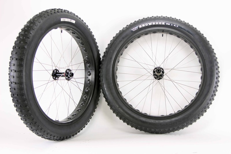 Parts Sturgis Bullet Wheels for Fat Bikes Image
