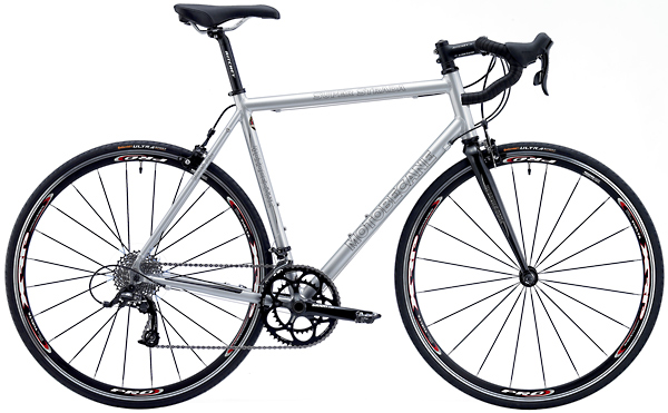 Bikes Motobecane Super Strada SRAM Apex,20 Speed Road Bike Image