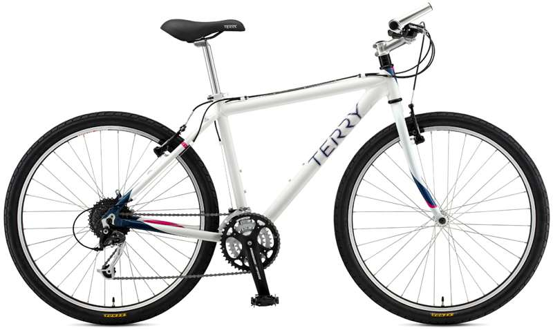 Bikes Terry Susan B Shimano Alivio 27 spd Women Specific Mountain Bike Image