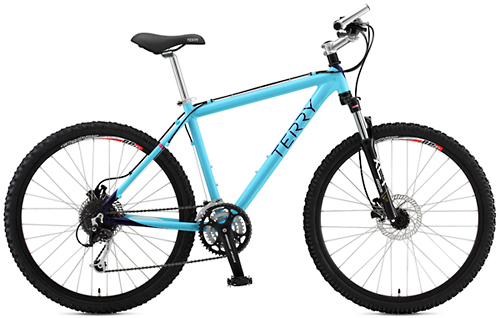 Bikes Terry Susan BX Shimano Alivio 27 spd Womens Specific Mountain Bike Image