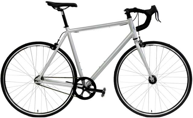 Bikes 2012 Gravity Swift 1 Speed Aluminum Track Bike PERFECT Image