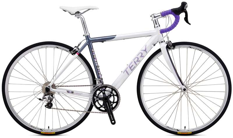 Bikes Terry Tailwind Shimano 105 Womens Specific Road Bike Image