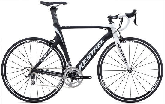 Bikes 2014 Kestrel Talon Carbon Aero Road Bike Shimano 105 20 Speed Image