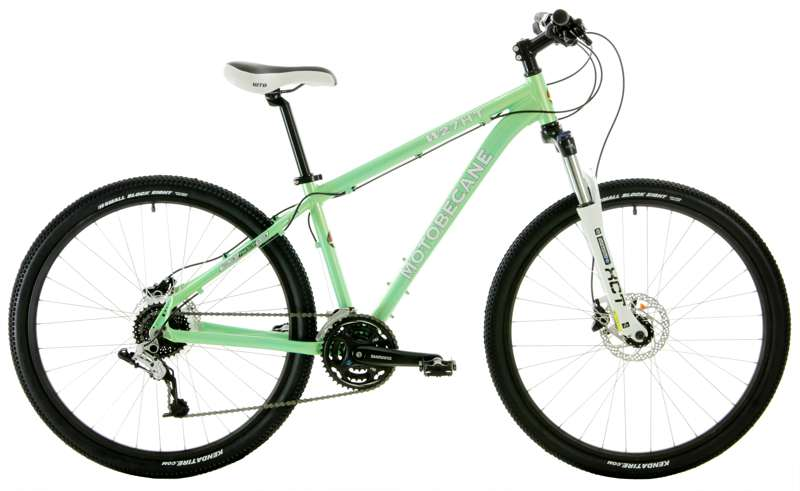 Bikes Motobecane W27HT Comp Womens Hydraulic Disc Brake Mountain Bike Image