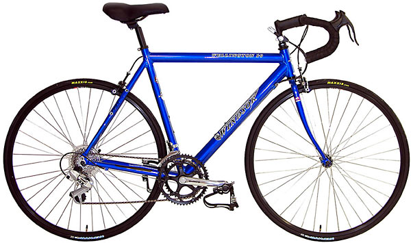 Bikes Windsor Wellington 1.0 Shimano 14 speed Road Bike Image