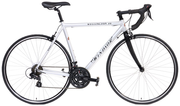 Bikes Windsor Wellington 4.0 21 Speed Shimano Carbon Fork Road Bike Image