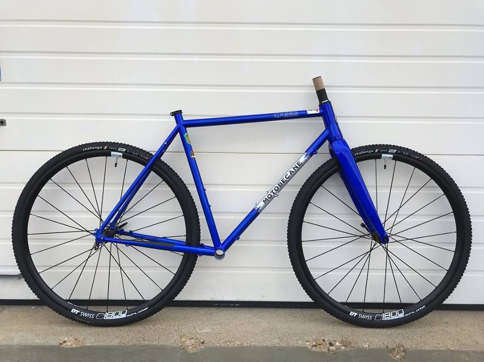 Parts Motobecane Whipshot Steel Reynolds 853 Build Kit Image