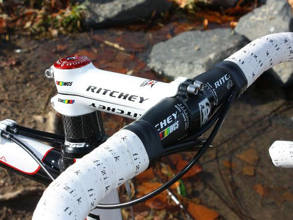 Parts Ritchey WCS C260 Stem Wet White Image