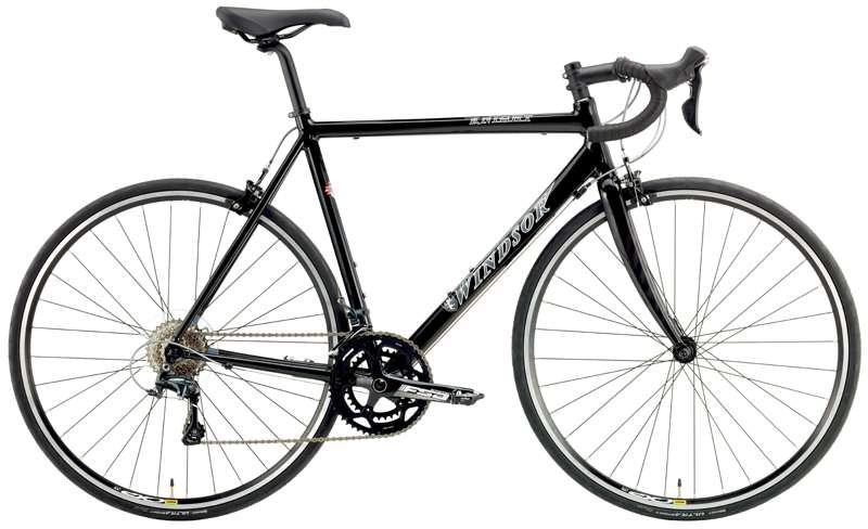 Bikes Windsor Knight Road Bike Shimano Ultegra 22 Speed Carbon Fork Image